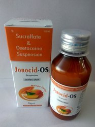 Sucralfate & Oxectacaine Suspension