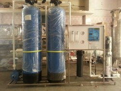 Reverse Osmosis Drinking Mineral Water Plant