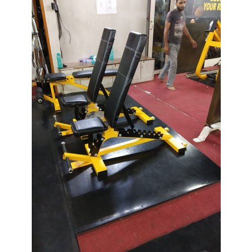Super Bench Press Machine, For Gym, Rs