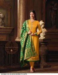 Banarasi Dupatta Suits
