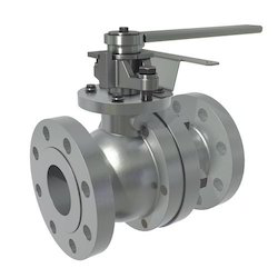 Stainless Steel Full Bore Standard Two Way Two Piece Ball Valve
