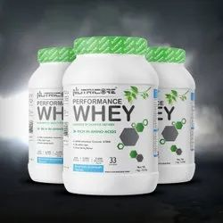 Nutricore Whey Protein Blend American Icecream 1 Kg