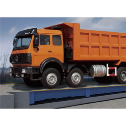 Un-manned Truck Scales