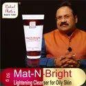 50 Gm Rahul Phate Mat-N-Bright Lightening Cleanser For Oily Skin