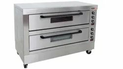 18x18 Inch Gas Operated Pizza Oven