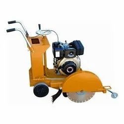 Concrete Groove Cutting Machine Diesel Operated