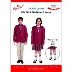 Mafatlal DAV School Winter School Uniform Set