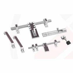 Stainless Steel Heavy Door Kit