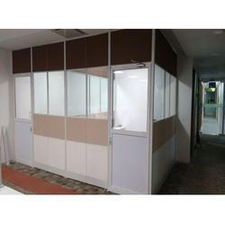 Modular Workstation Full Height Cabin