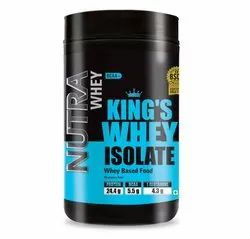 Muscle Development Whey Protein Isolate (Dope Free Certified), Capacity: 20000 Lbs