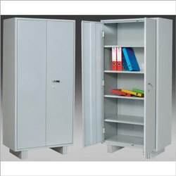 OFFICE STEEL PLAIN ALMIRAH