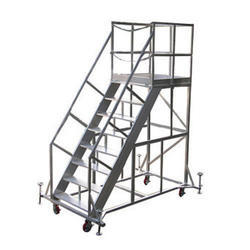 Trolley Step Ladder