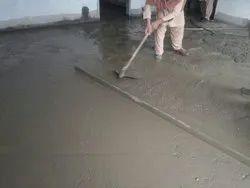 Cement & Sand Concrete Flooring Services
