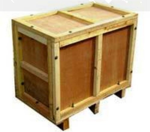 PLYWOOD BOX, Size(LXWXH)(Inches): Coustmize, Weight Holding Capacity(Kg): 70-300 Kg