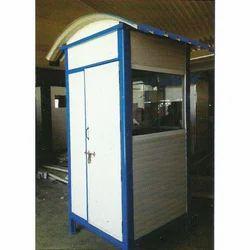PVC Portable Security Cabin