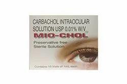 1ml MIO-CHOL Sterile Carbachol Intraocular Solution