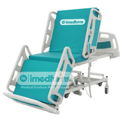 Hospital Bed - Chair Cot