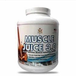 Unisex Powder Mj Muscle Juice 3.0, 2.5 Kg, Great Tasting Muscle Building Gainer, Non prescription, Capacity: 2500gm