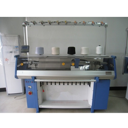 Flat Knitting Machines Flat Bed Knitting Machine Latest Price