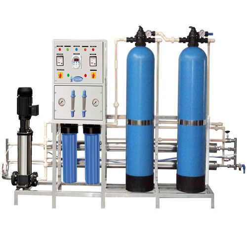 Stainless Steel Industrial Reverse Osmosis Plant, For Pharmaceutical Industry