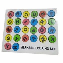 Alphabet Pairing Set Tray