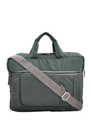 Compact Grey Laptop Bag