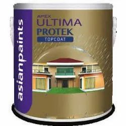 High Sheen Finish Asian Ultima Protek Emulsion Paint for Wall Painting, Packaging Type: Bucket