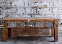Hotel Furniture - Distressed Coffee Table