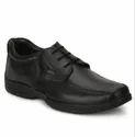 Red Chief Mens Black Laces Up Formal Shoes