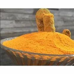 Yellow Tamil Nadu Finger Turmeric Powder