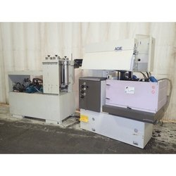 Used Agie Cut 120 EDM Wire Cut Machine
