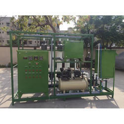 Electrocoagulation Ultrafiltration System