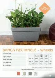 Barca Rectangle Planters Pot