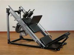 Hack Squat Leg Press