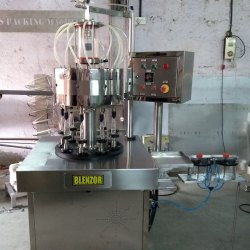 Automatic Perfume Bottle Packing Machine