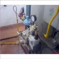 LPG Gas Regulation System