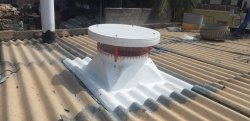 Power Roof Ventilators