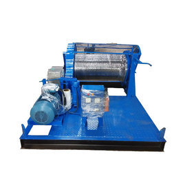 Electric Motor Winch Machine