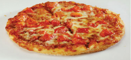 Regular Single Cheese Pizza