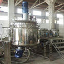 Cream Mixing And Blending Machine