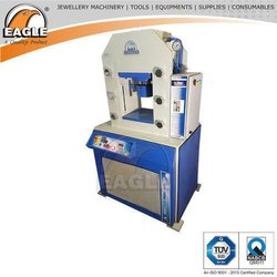 Hydraulic Coining Press For Gold & Silver Coin Making