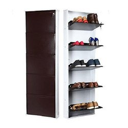 5 Compartment Shoe Rack
