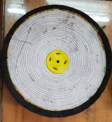 Open Coir Fibre Wheel