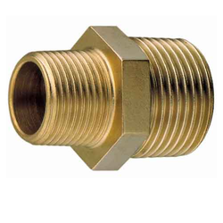 Brass Nipple Fittings, Size: 3 inch, for Structure Pipe