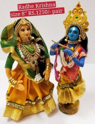 Radha Krishna  Golu Doll