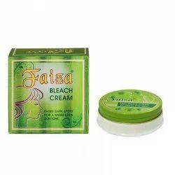 Faiza Bleach Cream, Packaging Type: Box