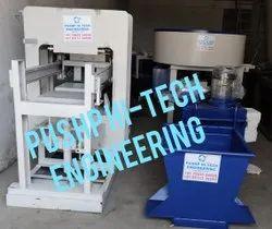 PSM-4 Semi Automatic Brick Making Machine