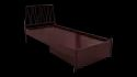 Liva Single Size Bed With Storage and with Head Board