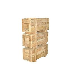 Seaworthy Rubber Wood Box, Size(LXWXH)(Inches): 30*12*12 Inches