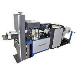 Single Colour Single Embossing Napkin Making Machine